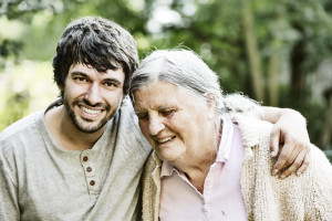 Pflege-Angehörige