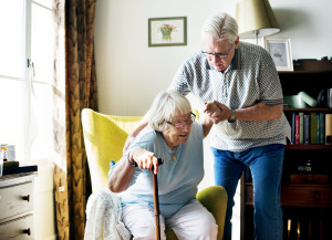 Pflege-Aufstehen-Hilfe
