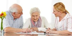 Unterstützung für pflegende Angehörige - Beratung und andere Anlaufstellen