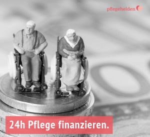 Finanzierung von 24h Pflege
